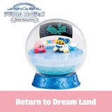 Kirby Terrarium Collection Game Selection - Mô hình chính hãng Rement