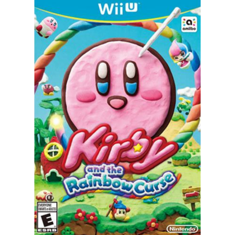 U065 - KIRBY AND THE RAINBOW CURSE