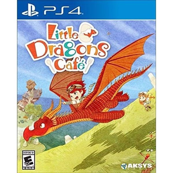 PS4292 - Little Dragons Café cho PS4