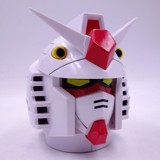 RX-78-2 Gundam Head Stainless Steel Space Warrior Cup