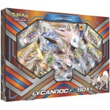 PB52 - LYCANROC-GX BOX (POKÉMON TRADING CARD GAME)