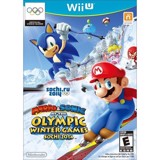 U062 - MARIO & SONIC SOCHI 2014 OLYMPIC WINTER GAMES