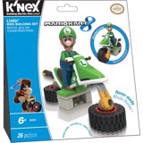 K'NEX MARIO KART 8 - LUIGI BIKE BUILDING SET