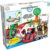 K'NEX MARIO AND DONKEY KONG CIRCUIT START LINE BUILDING SET