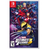 SW114 - Marvel Ultimate Alliance 3: The Black Order cho Nintendo Switch