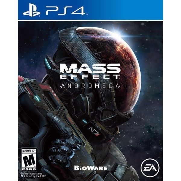 PS4242 - Mass Effect: Andromeda