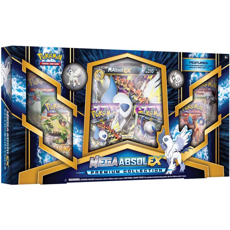 PB46 - MEGA ABSOL-EX PREMIUM COLLECTION (POKÉMON TRADING CARD GAME)