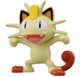 Meowth (Pokemon Figure Moncolle-EX)