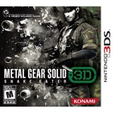 008 - METAL GEAR SOLID SNAKE EATER 3D