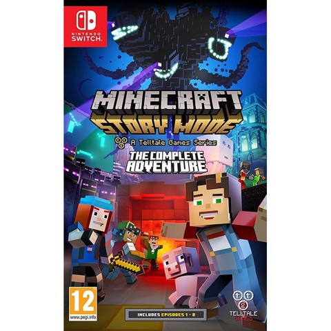 SW012 - MINECRAFT STORY MODE: THE COMPLETE ADVENTURE