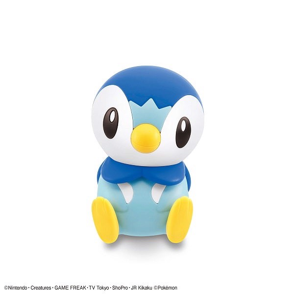 Piplup - Pokemon Plamo Collection Quick!!