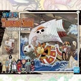 One Piece Thousand Sunny Land of Wano Ver. (Mô hình lắp ráp)