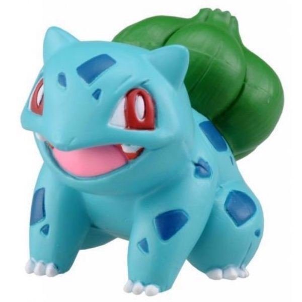 SM EMC-15 Bulbasaur (Pokemon Figure)