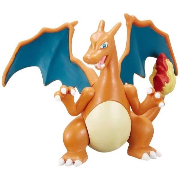 SM ESP-02 Charizard (Pokemon Figure)