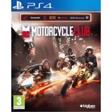 PS4058 - MOTORCYCLE CLUB