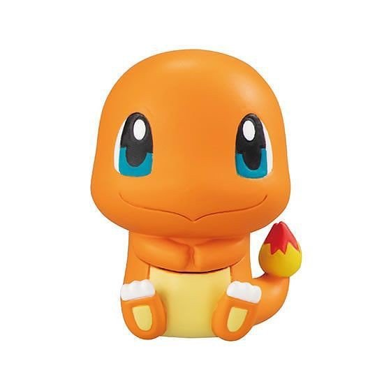 Pokemon Figure x Clip - Charmander