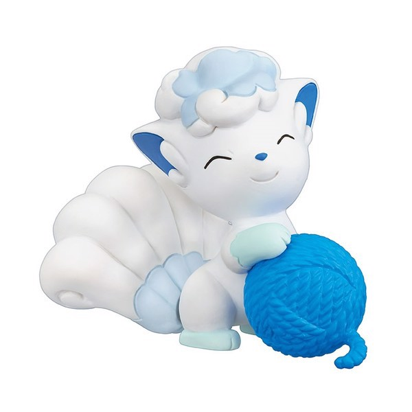 Pokemon Nukunuku Time - Alolan Vulpix