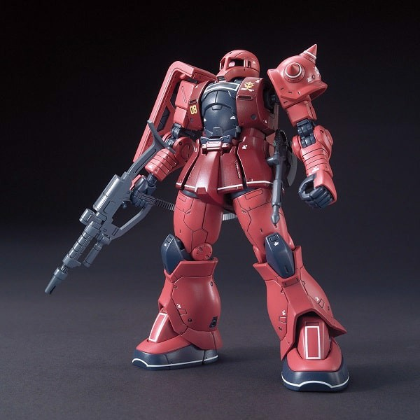 Mô hình MS-05S Zaku I Char Aznable's Mobile Suit (Gundam The Origin Ver.) (HG - 1/144)