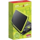New Nintendo 2DS LL - Black + Lime Green (Miễn phí hack + Chép game)