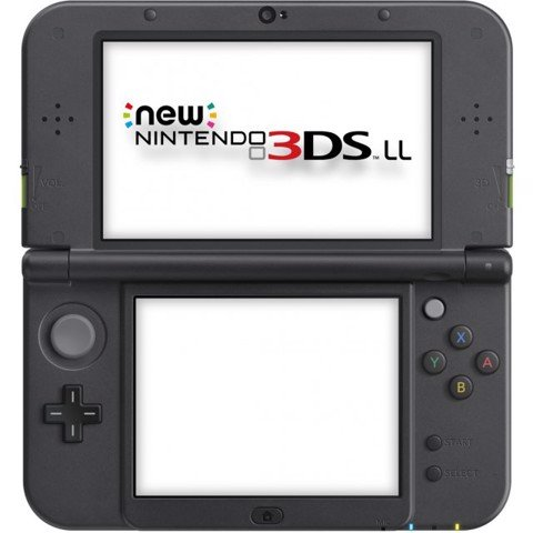 NEW NINTENDO 3DS LL [SECOND-HAND]