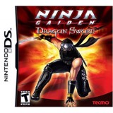 DS035 - NINJA GAIDEN: DRAGON SWORD