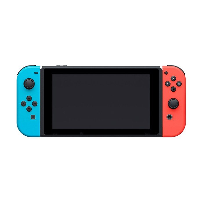 Nintendo Switch New Version Neon Red & Blue (Pin lâu hơn) giá siêu rẻ!
