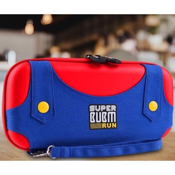 Case đựng Nintendo Switch Super Bubm Run cao cấp