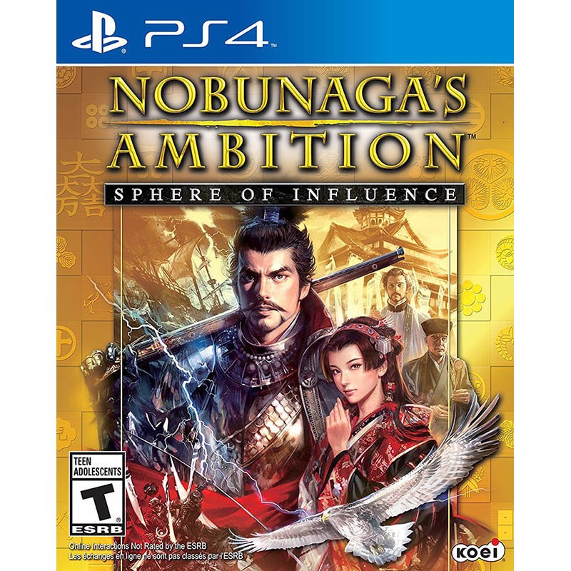 PS4149 - NOBUNAGA'S AMBITION: SPHERE OF INFLUENCE