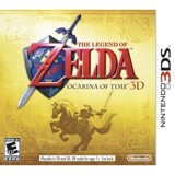 009 - LEGEND OF ZELDA: OCARINA OF TIME 3D