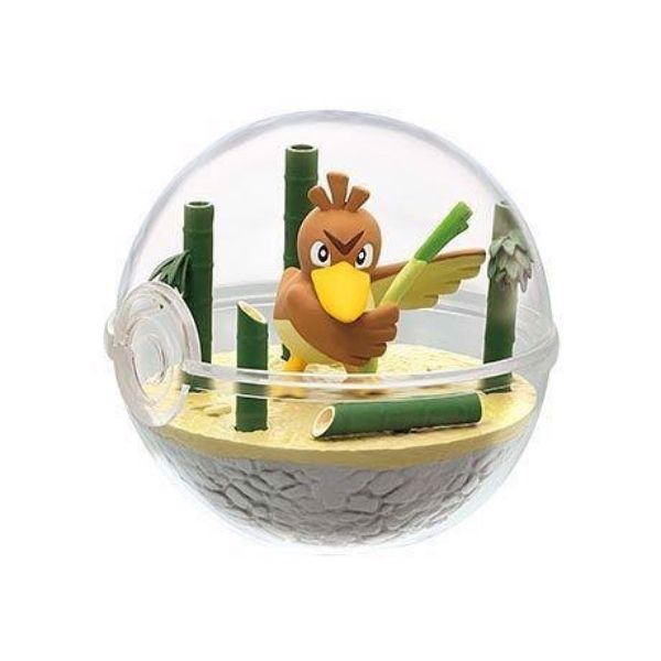 Pokemon Terrarium Collection 7 - Farfetch'd (Kamonegi)