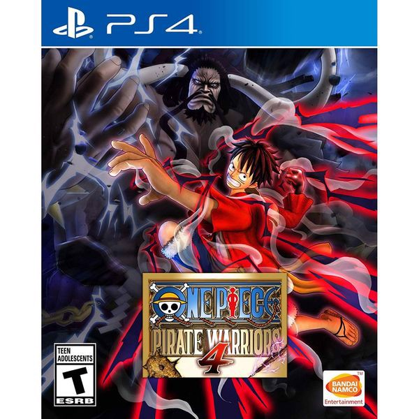 PS4358 - One Piece Pirate Warriors 4 cho PS4