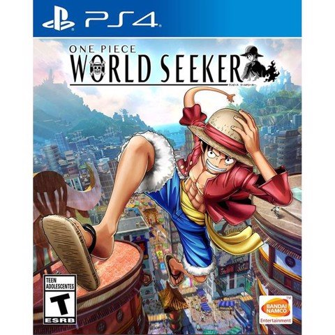 PS4327 - One Piece World Seeker cho PS4
