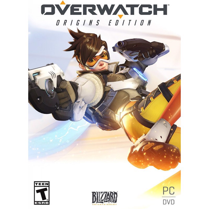 PC009 - OVERWATCH - ORIGINS EDITION