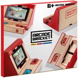Paperboard Arcade Bracket for Switch