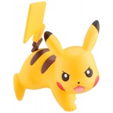 SM EMC-08 PIKACHU BATTLE POSE (POKEMON FIGURE)