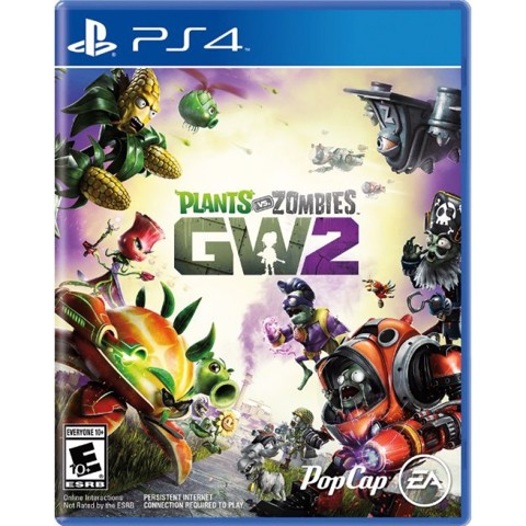PS4111 - PLANTS VS ZOMBIES: GARDEN WARFARE 2