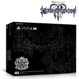 Máy PlayStation 4 Pro Kingdom Hearts III Limited Edition