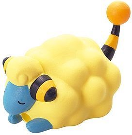 Pokemon Cord Keeper! Tsunagete Pokemon - Mareep (Merriep)