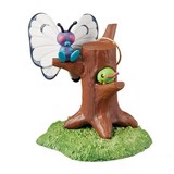 Pokemon Diorama Desktop Figure - Butterfree
