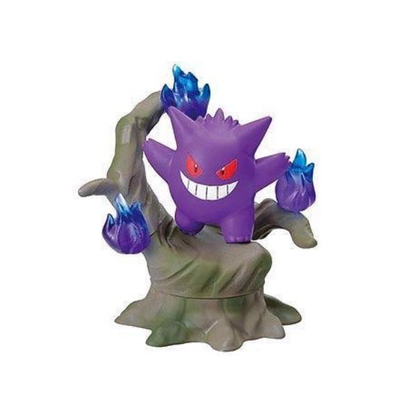 Pokemon Forest 3 - Gengar (Gangar)