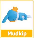 Pokemon Goodnight Friend XY Vol.2 - Mudkip (Mizugorou)