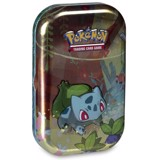 Thẻ bài Pokemon Kanto Friends Mini Tin - Bulbasuar