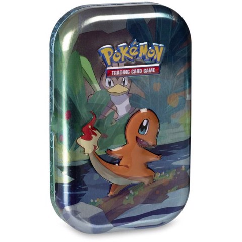Thẻ bài Pokemon Kanto Friends Mini Tin - Charmander