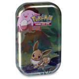 Thẻ bài Pokemon Kanto Friends Mini Tin - Eevee