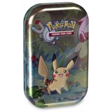 Thẻ bài Pokemon Kanto Friends Mini Tin - Pikachu