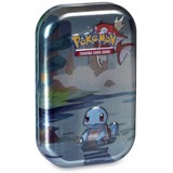 Thẻ bài Pokemon Kanto Friends Mini Tin - Squirtle