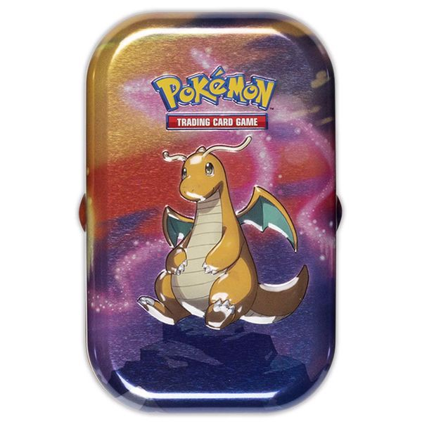 Thẻ bài Pokemon Kanto Power Mini Tin - Dragonite