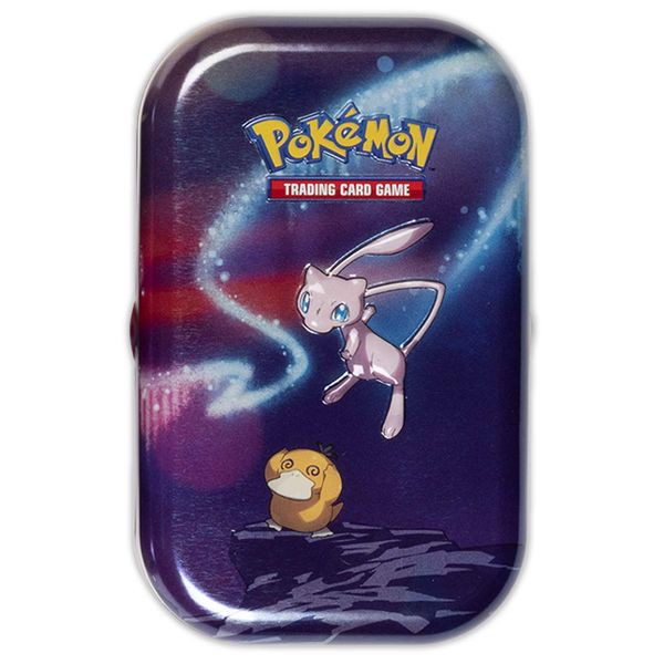 Thẻ bài Pokemon Kanto Power Mini Tin - Mew