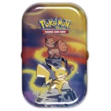 Thẻ bài Pokemon Kanto Power Mini Tin - Pikachu