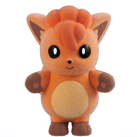 Pokemon Poke-mofu Doll 4 - Vulpix
